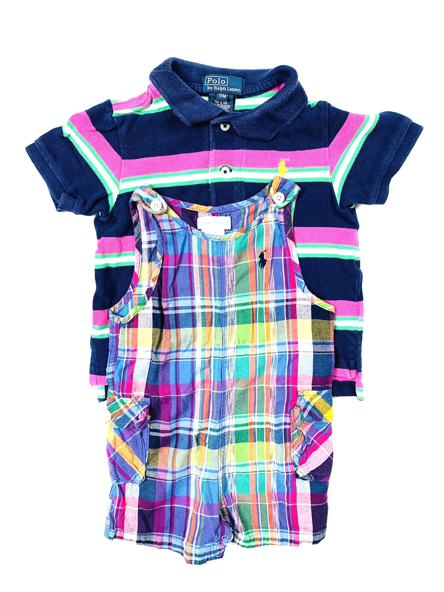 Polo Ralph Lauren 12-18M Multi Category