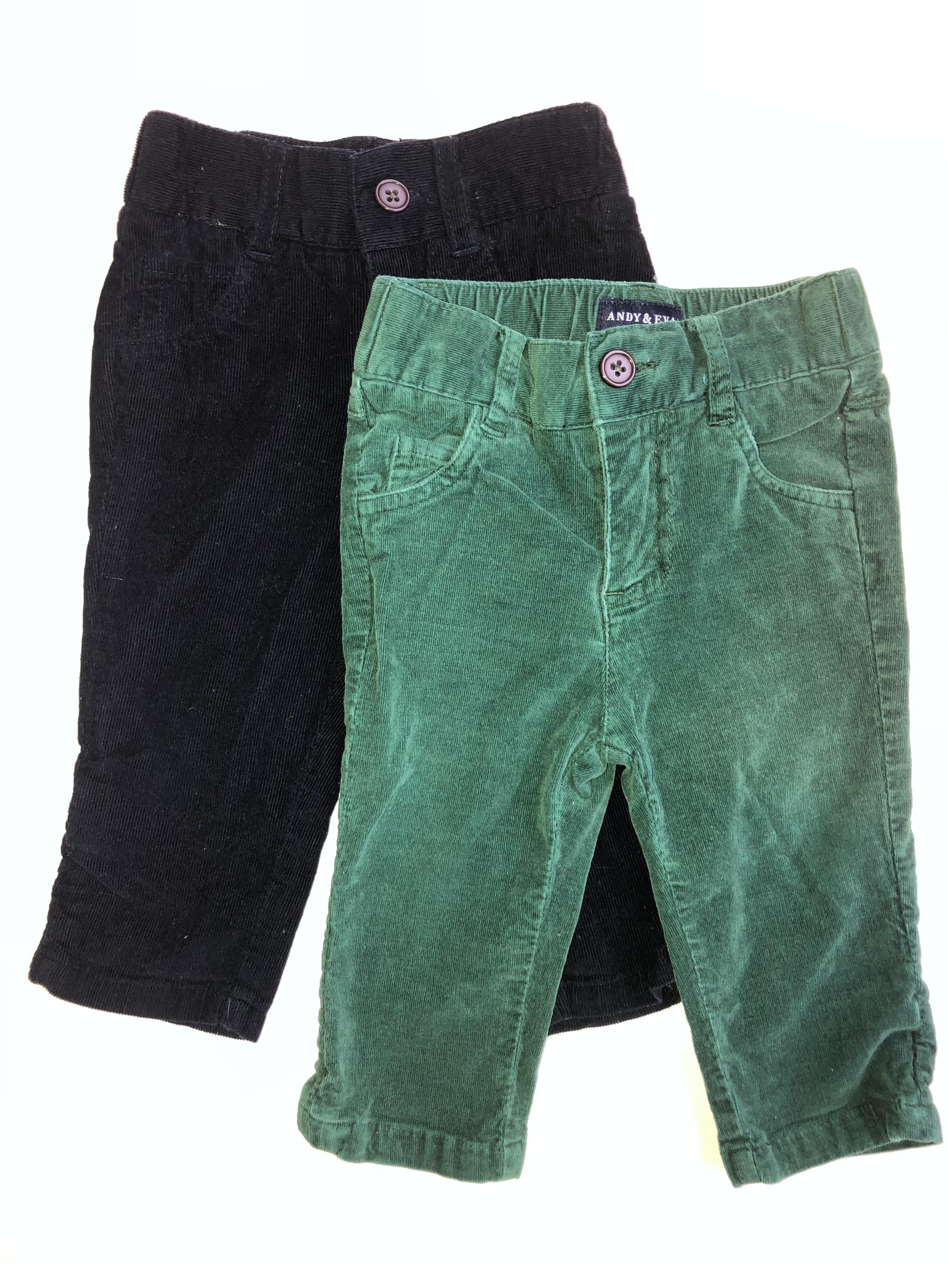 Andy & Evan 6-12M Pants, Jeans and Leggings