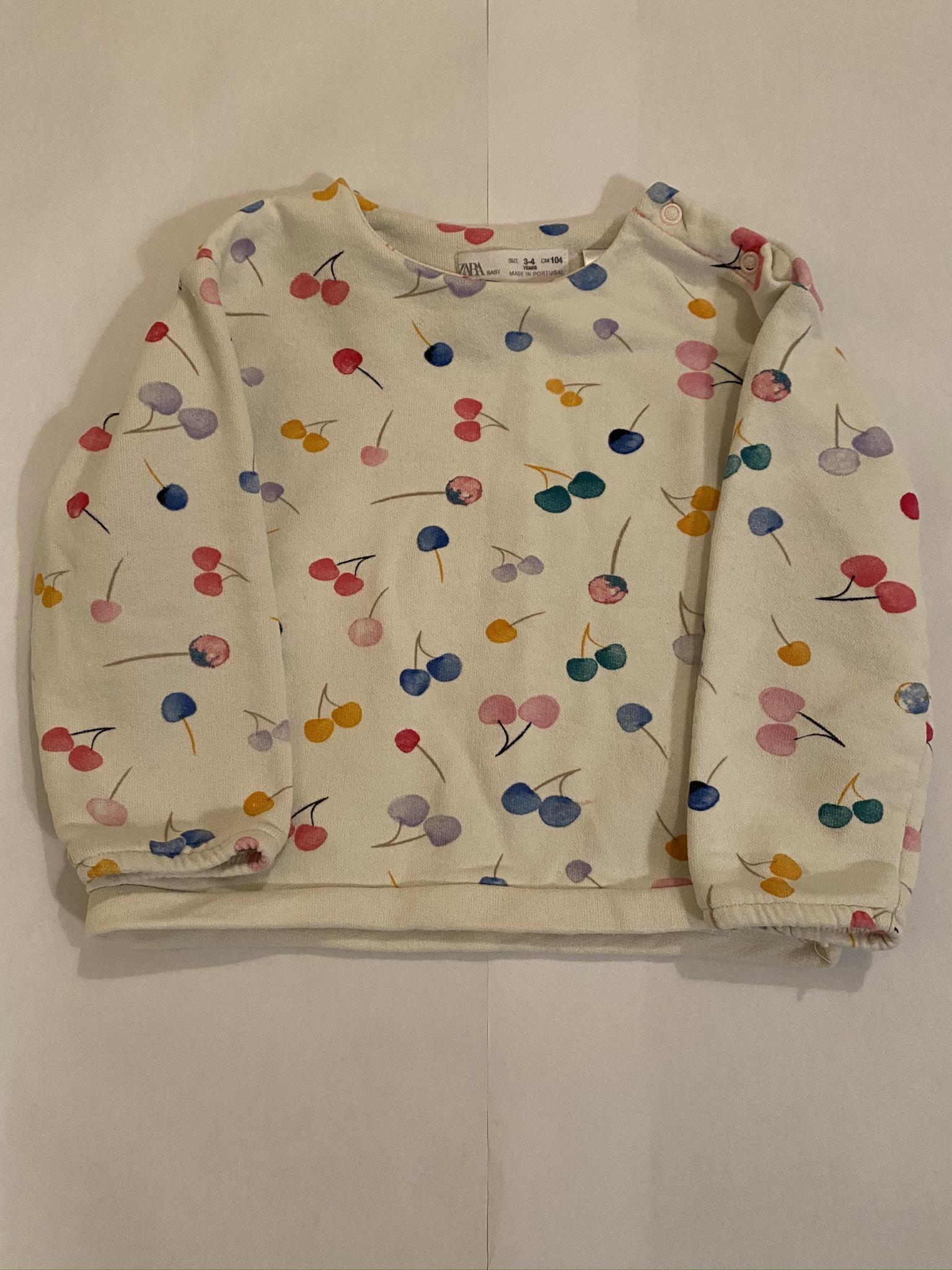 Zara 3-4 Sweaters/Sweatshirts