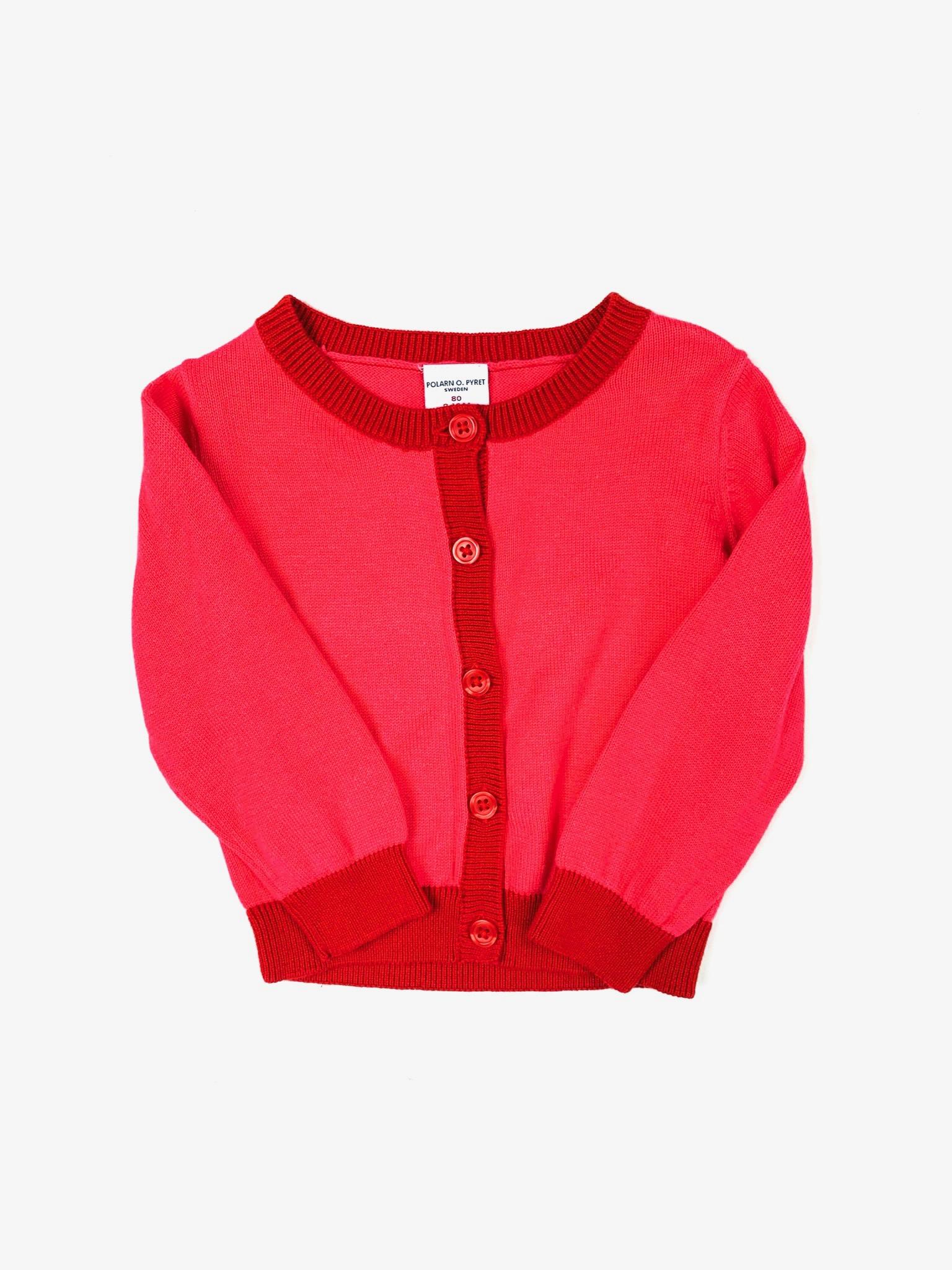 Polarn O. Pryet  9-12M Sweaters/Sweatshirts