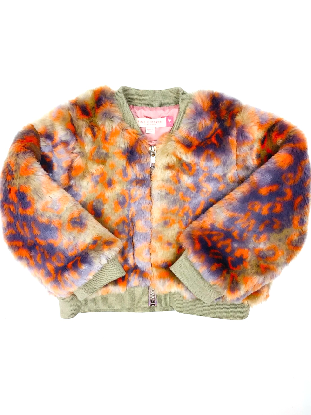 Pink Chicken 2T Outerwear