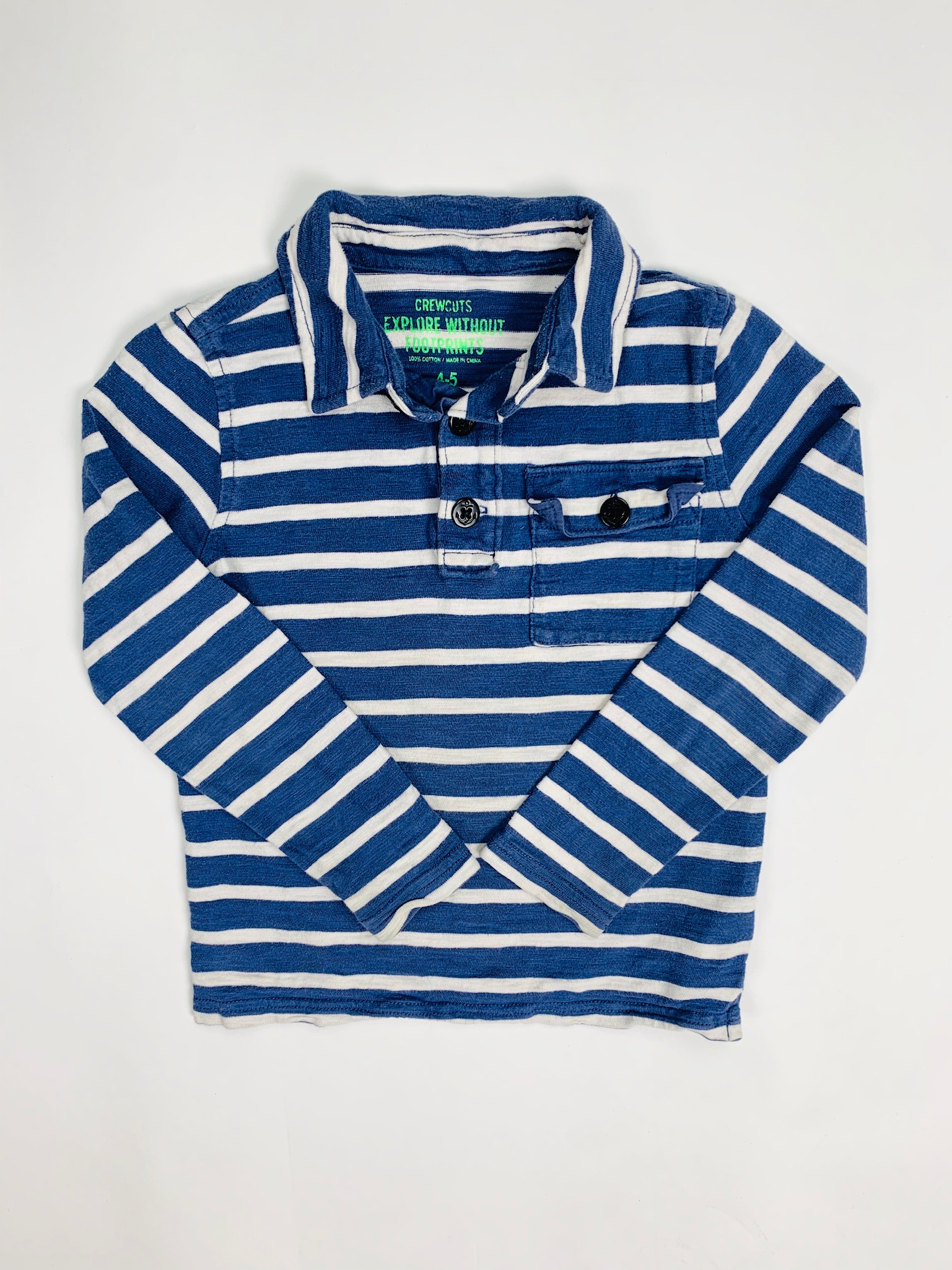 CrewCuts 4-5 Tops and Tees