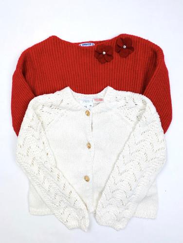 Multi Brand 2T/4T Sweaters/Sweatshirts