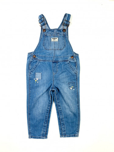 OshKosh  24M Overalls and Rompers
