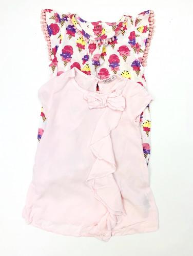 Multi Brand 6-9M/6-12M Dresses