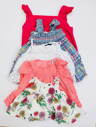 Multi Brand 3-6M Dresses