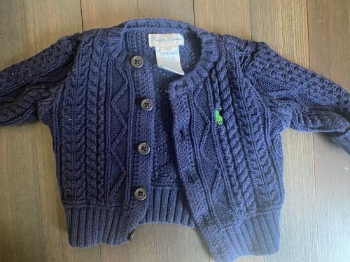 Ralph Lauren 3-6M Sweaters/Sweatshirts