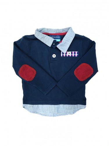 Andy & Evan 6-12M Sweaters/Sweatshirts