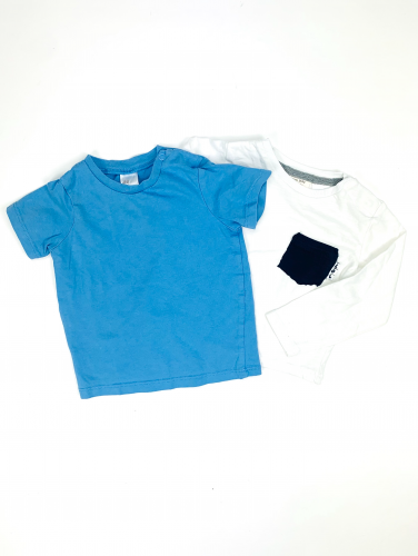 H&M 3-6M/18-24M Tops and Tees