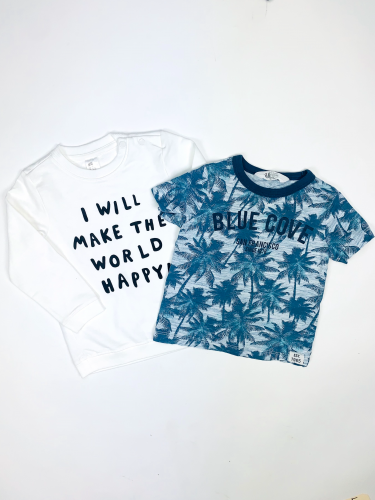 H&M 24M/2T Tops and Tees