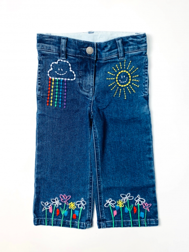 Stella McCartney Kids 3T Pants, Jeans and Leggings