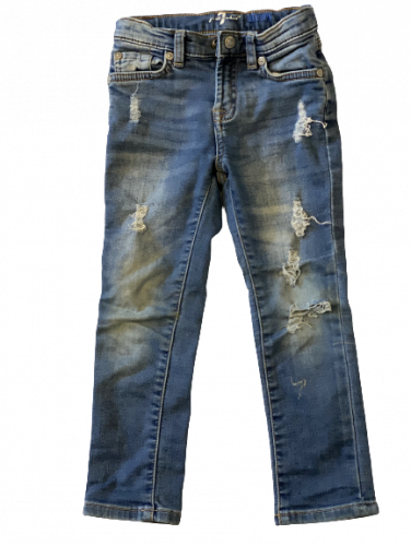7 For All Mankind 4T Pants, Jeans and Leggings