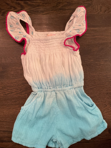 Masala Kids 3T Overalls and Rompers